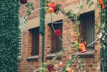 URBAN wedding ideas / Urban wedding ideas and inspiration