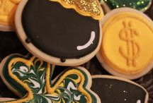 "St. Patrick""s Day Cookies, Cake, party Ideas, ect...."
