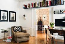 Shelving da livingroom