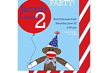Childrens Birthday Invitations / great invitations for kids birthdya party ideas and themes