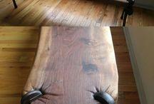 Tuolit ja penkit