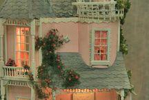 Case delle bambole e fate