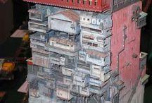 模型(建物)