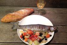 Ястия с риба и морски дарове