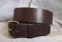 Classy Men's Belts / Classy Men's Belts - What about Men's belts?  Can they have style? /by Narwhal Co., vintage neckties, recycled into handmade, one-of-a-kind accessories. Tie Wallets, Fabric Wallets