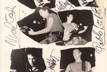 Punk and New Wave Bands I like or used to like back in the day