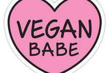Vegan Pins, Stickers, Mugs