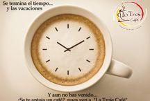 La Troje Café Zacualpan de Amilpas Morelos / Cafetería