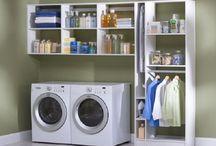 Laundry Room Organization / by Jenny-Ray Rader