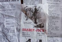 Trader joes / by Tiffany Melton