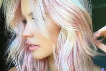pastel hair colour