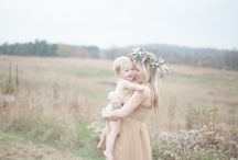 Fine Art Love / I specialize in using beautiful natural light to capture fine art portraits for my clients and their littles. I love capturing the glow and love that we feel for our childern & create a piece of art that we can all emotionally connect to.