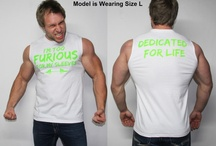 Team Furious Apparel / The latest from Team Furious Apparel!  / by Furious Pete