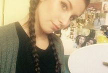 Hair,my work