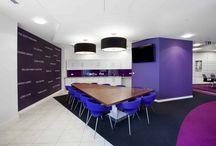 Colour themes - Purple