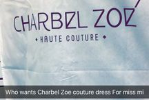Charbel Zoe available at viper apparel in Michigan / Pageant and evening dresses