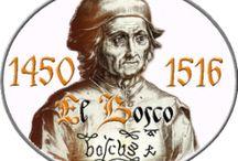 EL BOSCO 2016 / Figuras y miniaturas referentes al Aniversario de la Muerte en 1516 de Jheronimus Bosch.