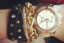 Watches & Accessories / by Danny J