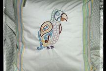 Pillows for sale http://www.krawhaft.pl / Poduszki do ozdoby, spania, podziwiania