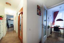 Apartament din Bucuresti foarte practic amenajat