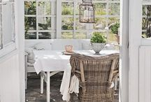 Dream house. Dream garden