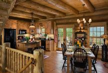 Log Cabins / So Tranquil