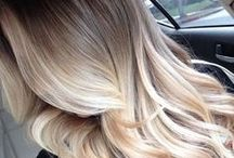 Color Inspiration / Hair color we are inspired by and want to do on YOU