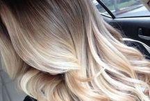 Blonde Color Melt