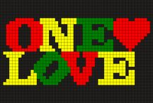 Lego mozaika