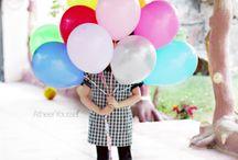 FACE / Balloon girl