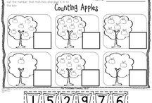 maths in kindergarten