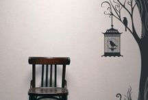 Fresque chambre