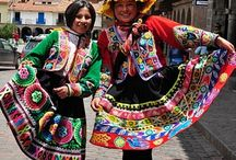 peru and coffee / coffee, culture, people