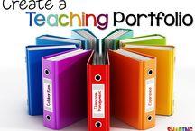 Teachers portfolio