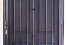 Rejas puertas