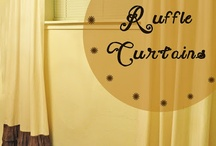 curtain project / by LifeCreated