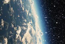 지구 은하 우주