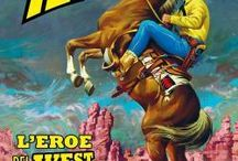 TEX L'Eroe del West / Album di figurine Panini TEX L'Eroe del West  http://www.celomimanca.it/album/66
