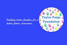 The Taylor Paige Foundation / The Taylor Paige Foundation has also extended its family into the entertainment industry.Agony In The Garden Official  We look forward to the possibility of creating some great fundraisers with memorabilia auctions and music gigs. Check them out at: taylorpaigefoundation.org/activity/ Welcome to our family guys! Building better families for a better future, tomorrow. Matt and Karen  Founders  / by Agony In The Garden