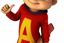 Alvinnn!!! And the Chipmunks ❤
