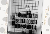 Schuhe Aufbewahrung