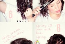 Short hair tricks