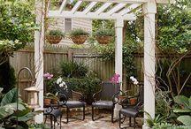 Outdoor Ideas / by Katie Wilkerson
