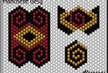 bead patterns / by Lisa Lowry