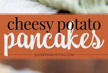 mash potatoe pancakes