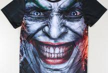 Camisetas decoradas para hombres