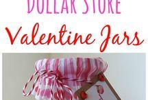 Valentine's Day! / Valentines Day treats, DIY, and fun!