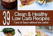 Clean eating  / by Jeanette Ford