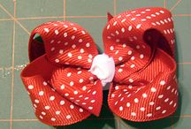 Hairbows / by Da'Lacey Garfield