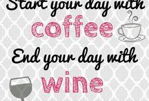coffee&wine